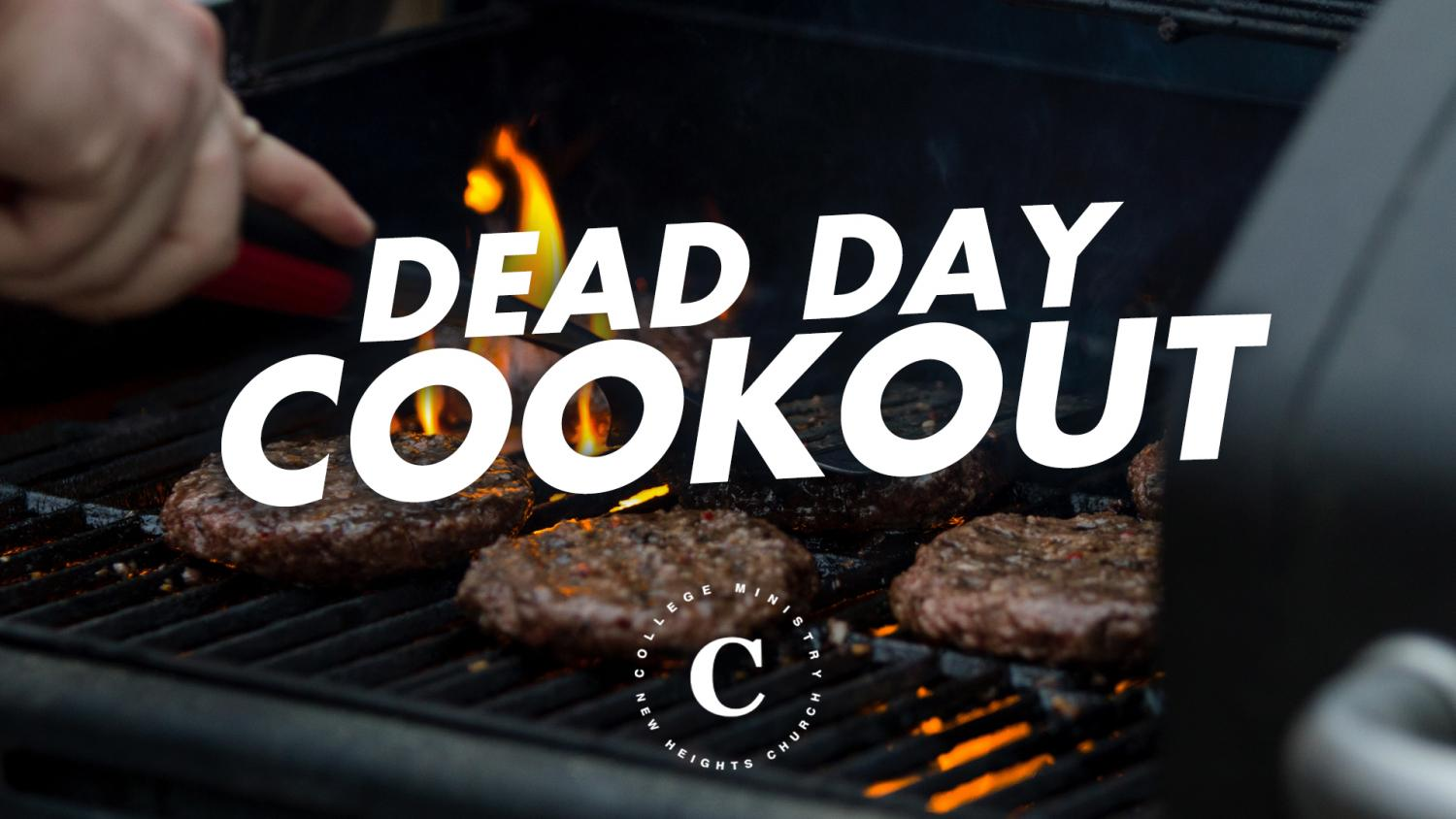 Dead Day Cookout