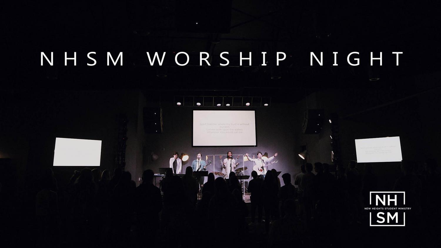 NHSM Worship Night