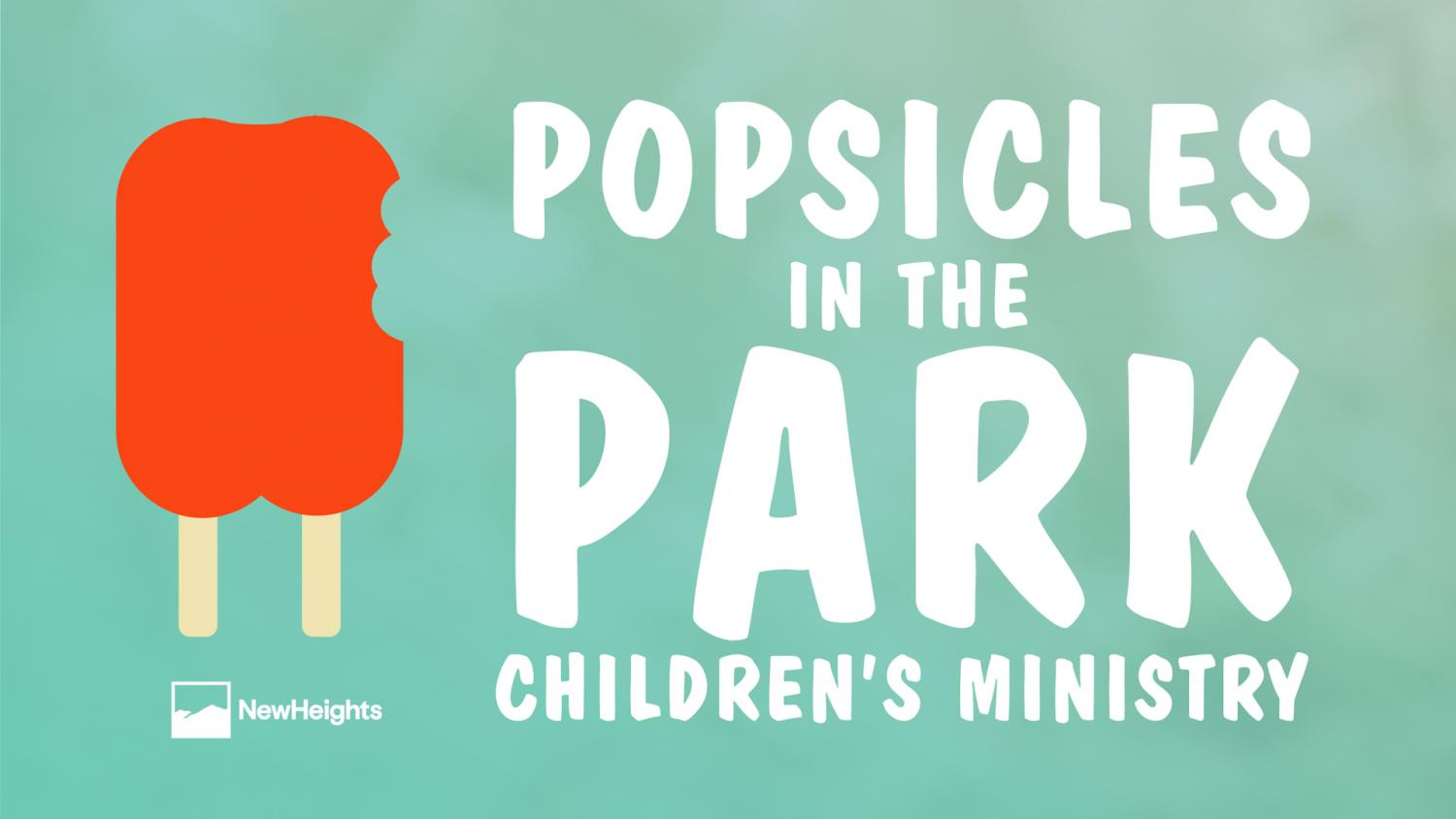 Popsicles in the Park