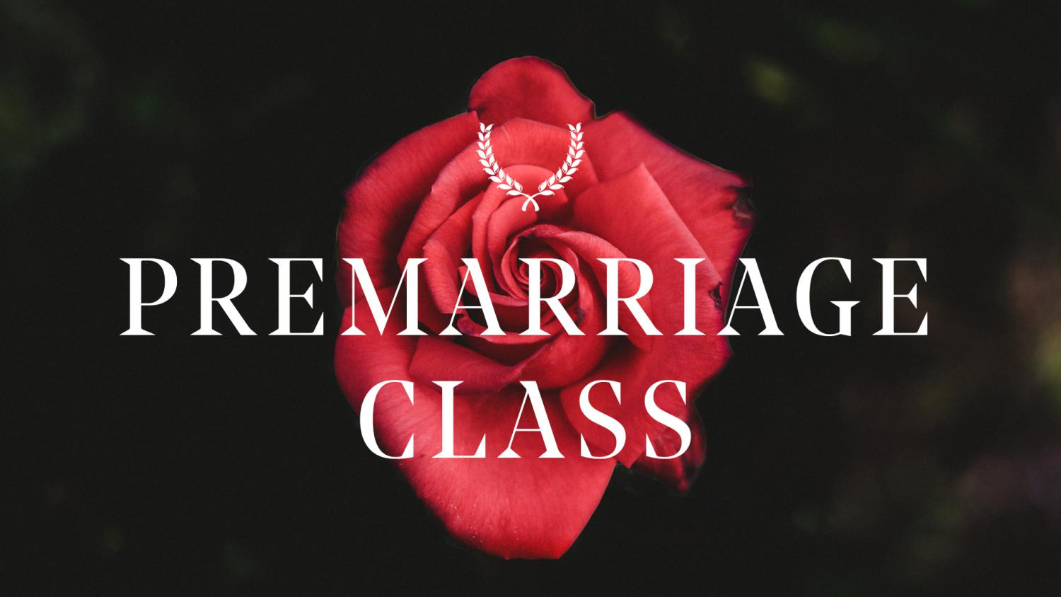 premarriage class