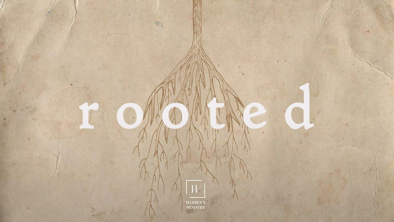 Rooted: A Women's Gathering