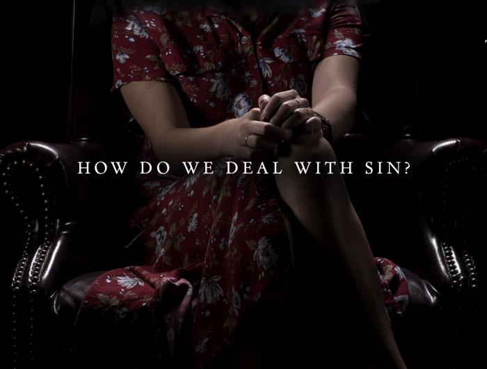 The Throne: How do we deal with sin?
