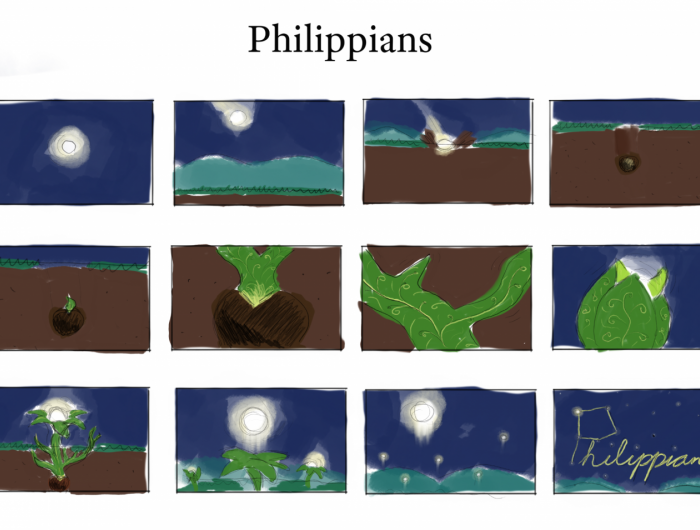 Philippians Storyboard